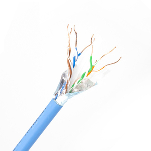 LAN Cable CAT6a F/UTP
